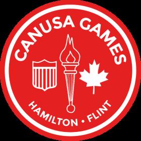 Canusa Games site logo.